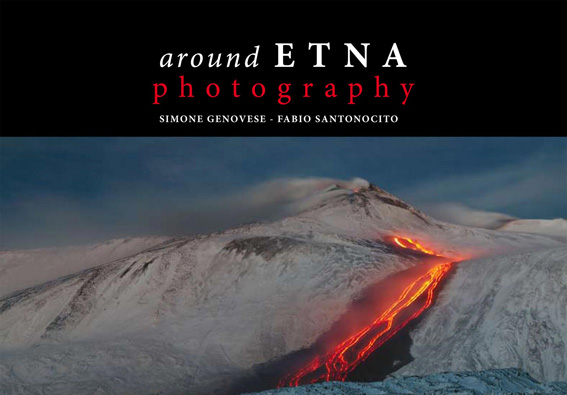 Around Etna (libro Fotografico)